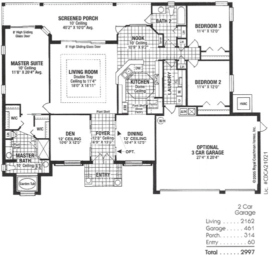 Royal Wyndham Floorplan